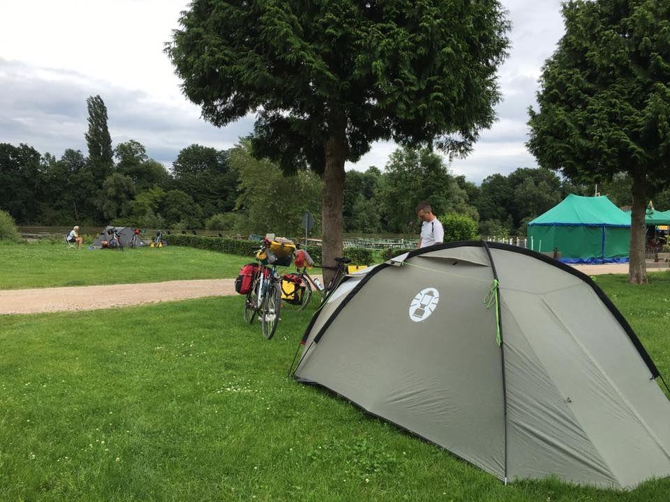 Camping Karta Europa.Minfo